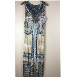 Apt. 9 Embellished Maxi Dress